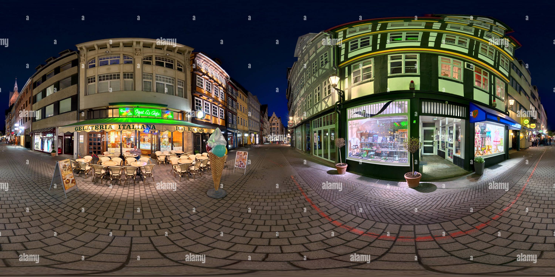 Kramerstrasse - Stock Image
