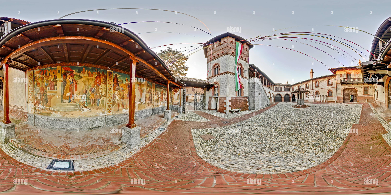 Olgiate Comasco - MedioEvo - Stock Image