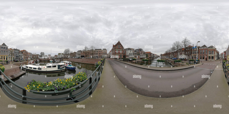 360 degree panoramic view of Peterbrug