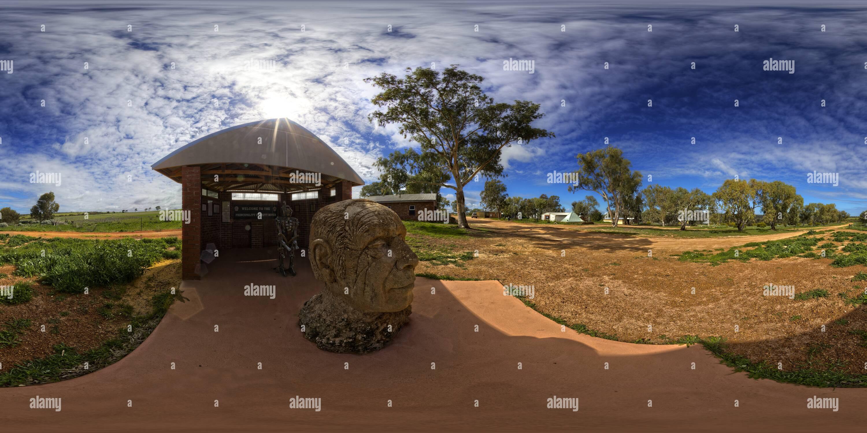 Principality of Hutt River - Stock Image