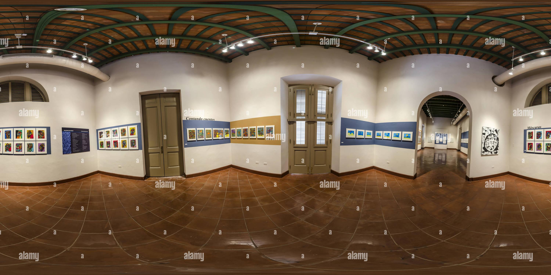 FRANCISCO MORALES ERÓ art exposition (2) - Stock Image