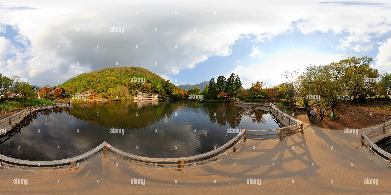 lake kinrin - Stock Image