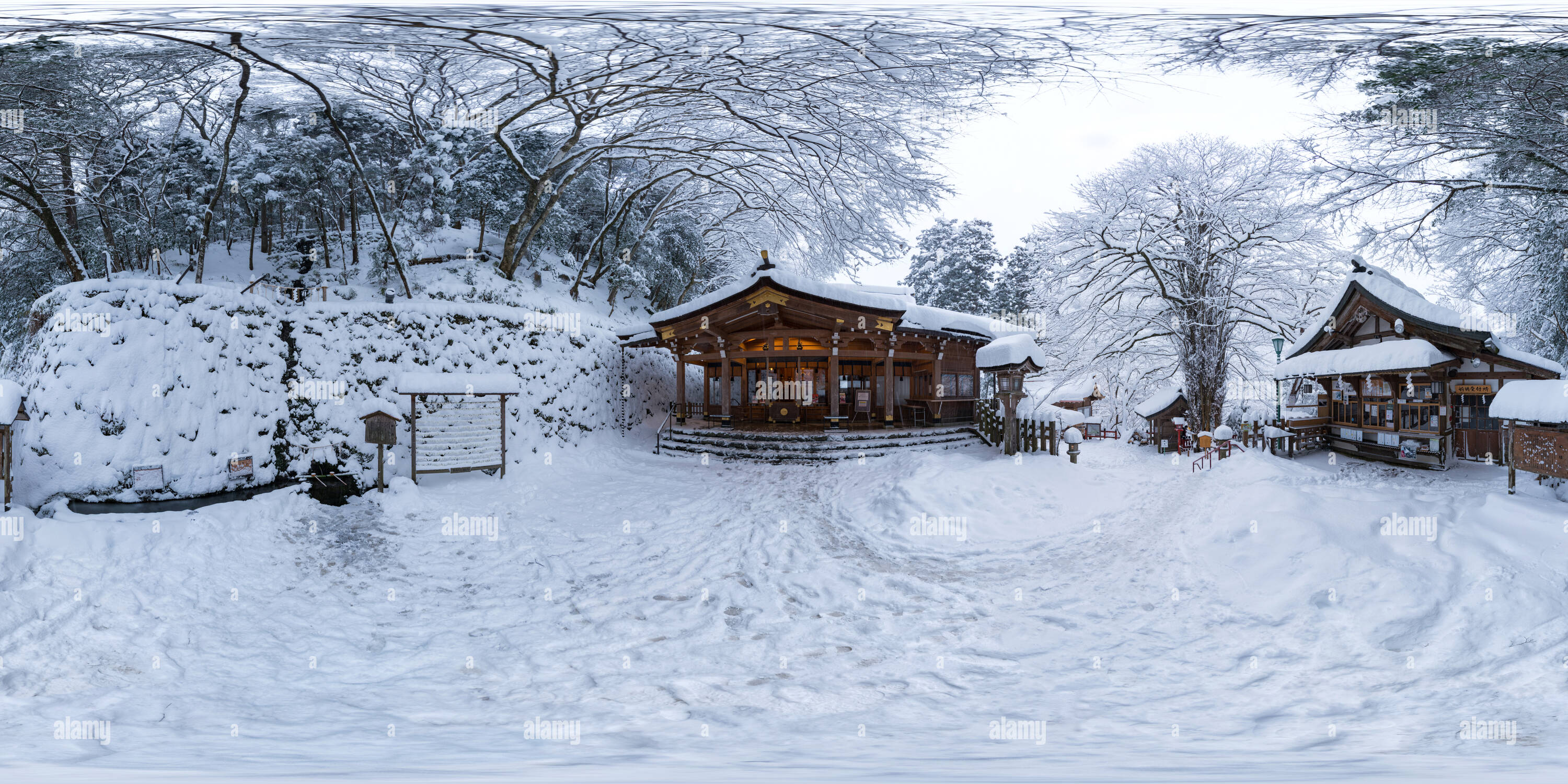 old kyoto in winter stock photos old kyoto in winter. Black Bedroom Furniture Sets. Home Design Ideas