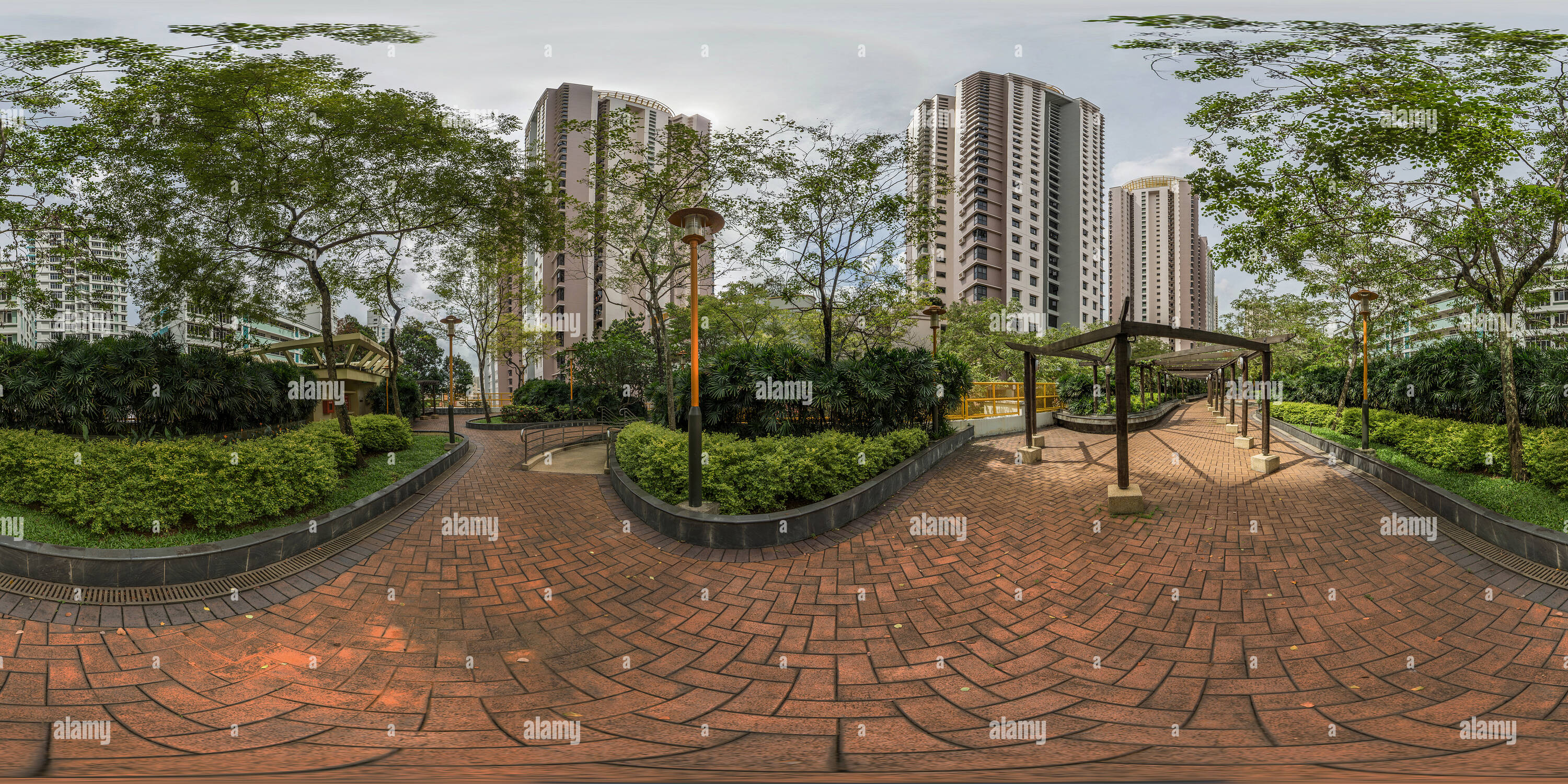 SINGAPORE - Toa Payoh, Block 79 - Stock Image