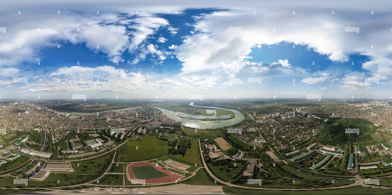 360 View Of Kuban Agrarian University Krasnodar Alamy