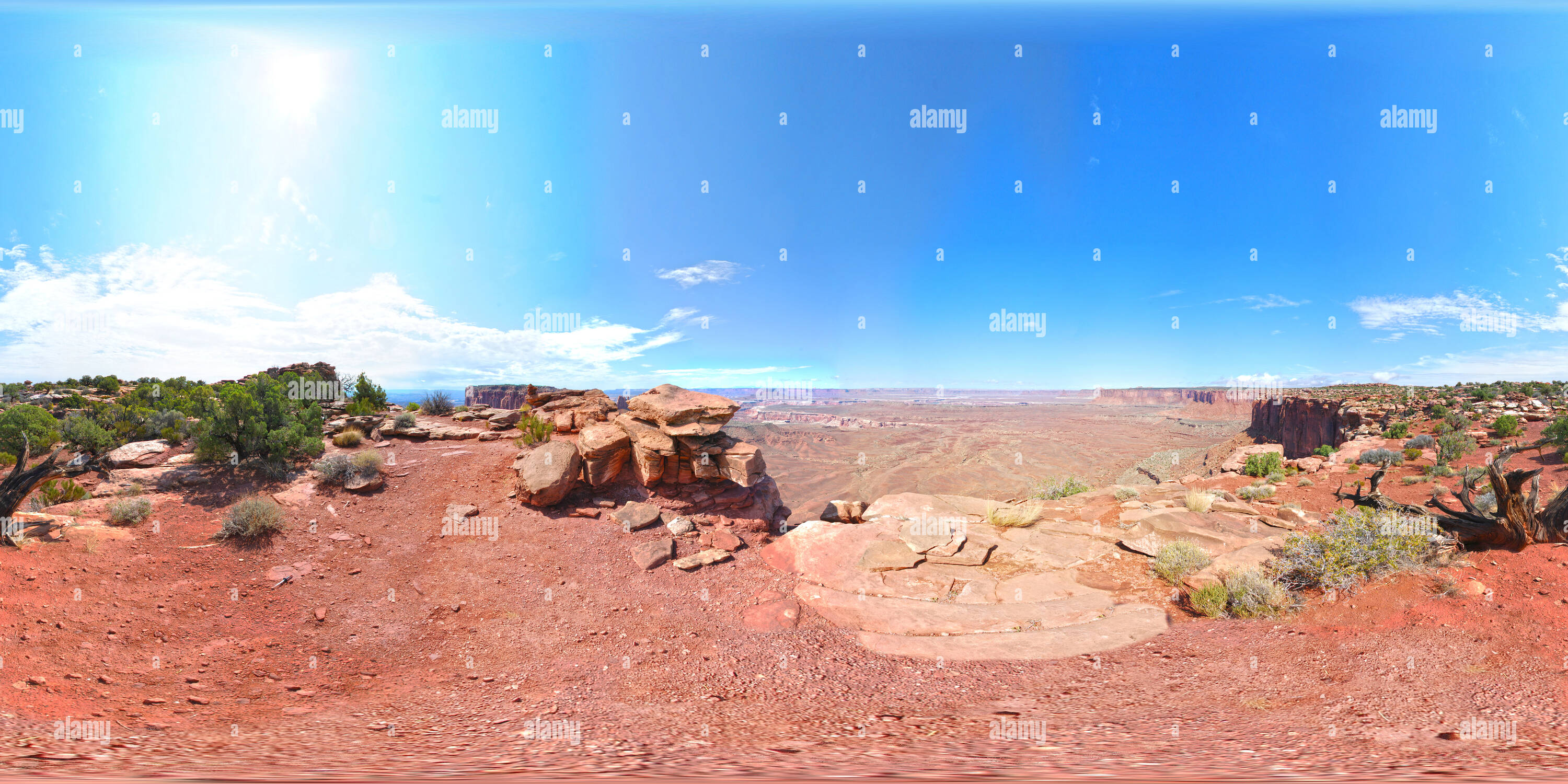 Grandview Point - Stock Image