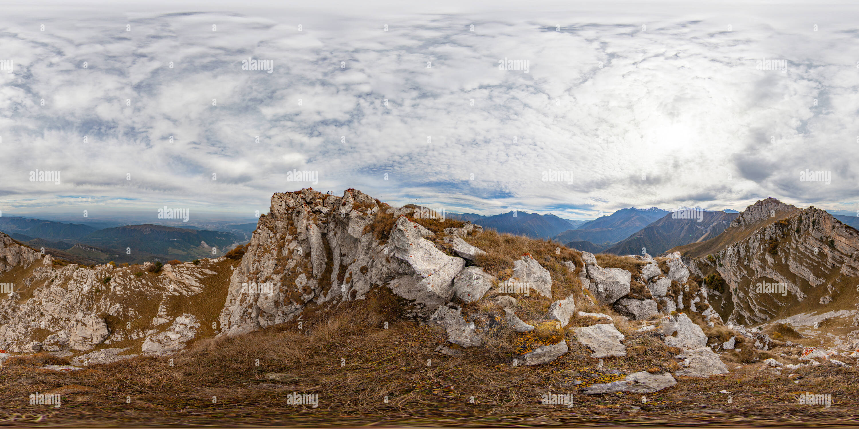 Arau, North Ossetia - Stock Image