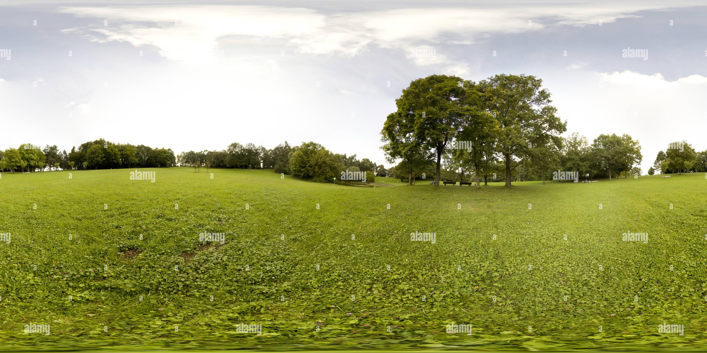 360 degree panoramic view of Park Vom Zentralklinikum Augsburg