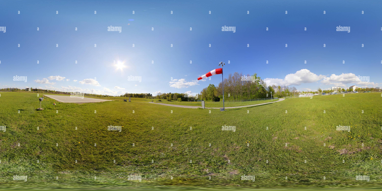 360 degree panoramic view of Heliport Zentralklinikum 01w