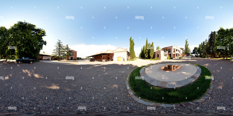 360 View Of Winery Terrazas De Los Andes In Mendoza