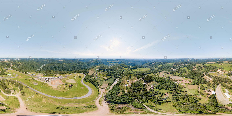 Autodromo Guapore Rs - Stock Image