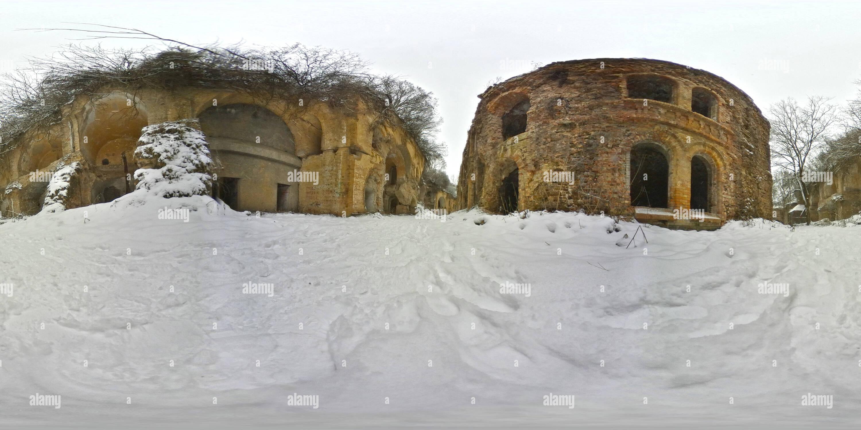 Fort Tarakanivskyy 1/3 - Stock Image