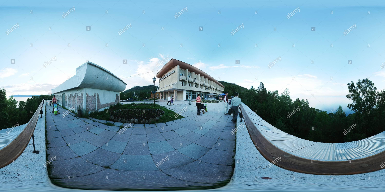 리스트비앙카 호텔 바이칼 - Stock Image