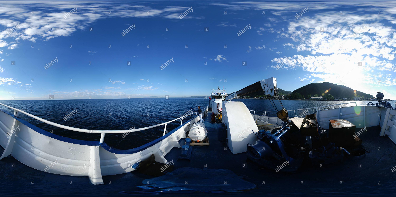 바이칼호 - Stock Image