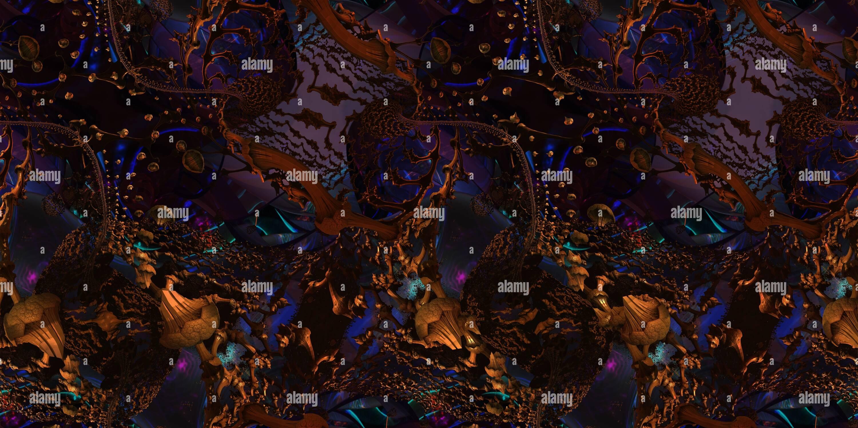 Hazelnuts and Bones - Stock Image