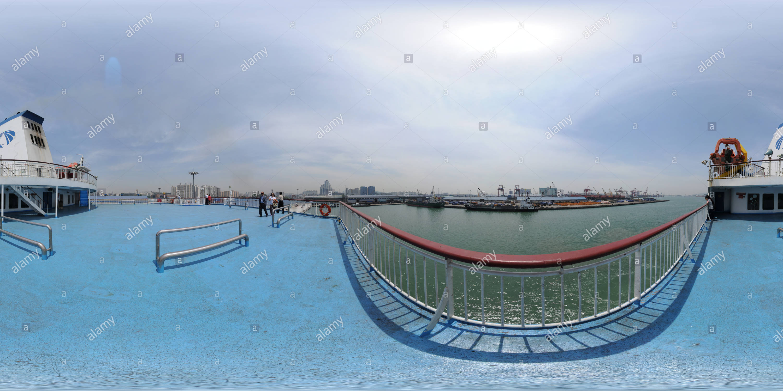 인천항 - Stock Image