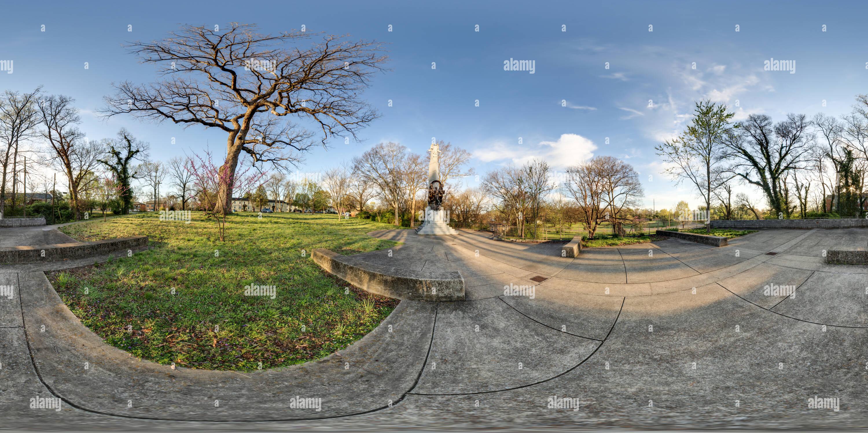 Battle of Nashville Peace Monument - Stock Image