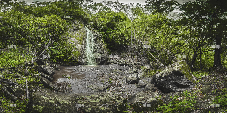Cascada el Totí - Stock Image