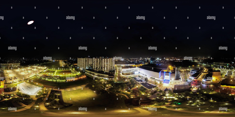 Summarecon Digital Center - Aerial VR - Stock Image