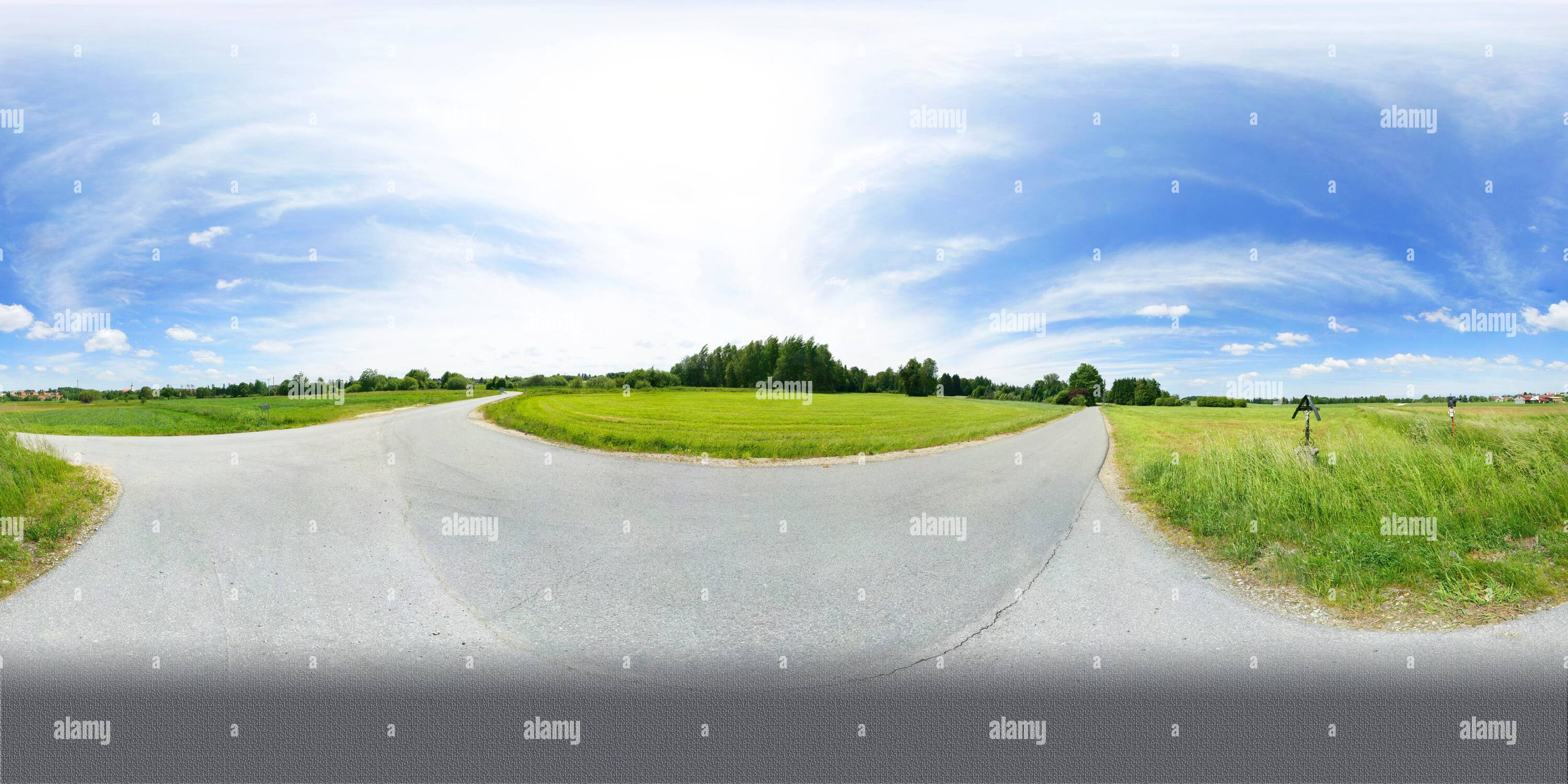 gliding airfield - Stock Image
