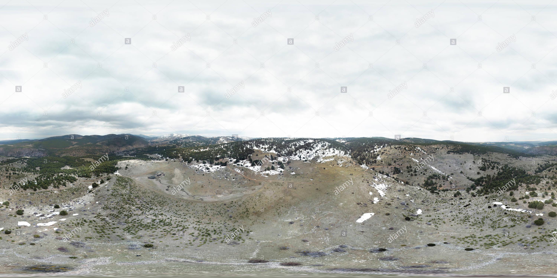 Ilgın Mevkisi Manastır - Stock Image