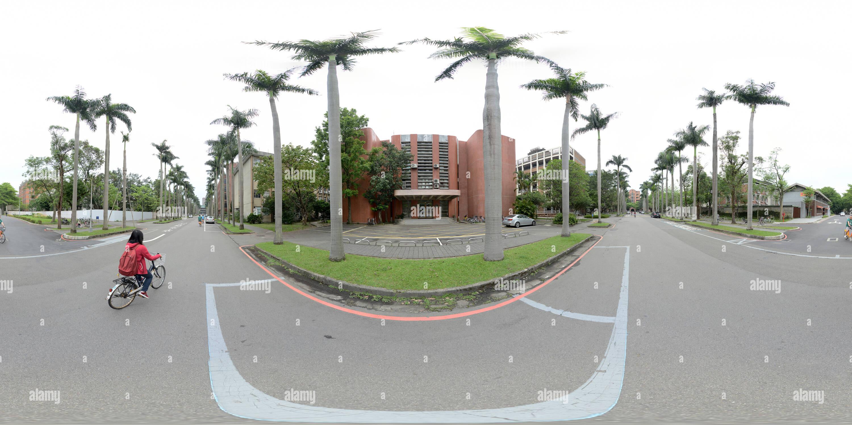 Vista panorámica en 360 grados de La NTU
