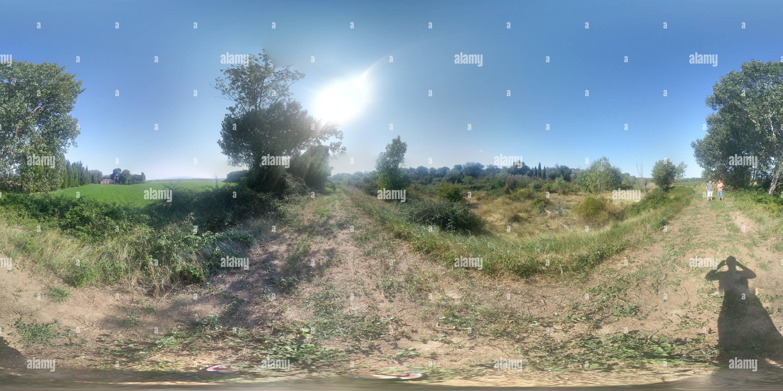 Vista panorámica en 360 grados de GranjaFria-Soto Tejada