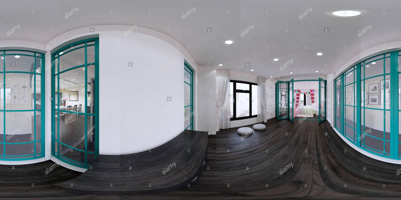 Vista panorámica en 360 grados de Anh Minh - Desoleil 4