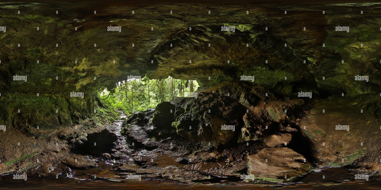 Vista panorámica en 360 grados de Guayacanes Cueva vista 1
