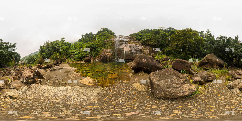 Vista panorámica en 360 grados de Resorte Vauclusian