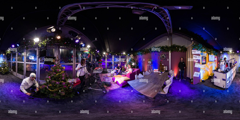 Vista panorámica en 360 grados de Glazenhuis Emmen