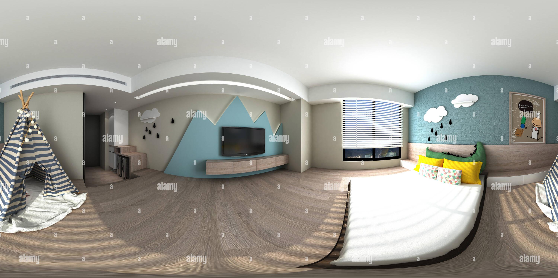Vista panorámica en 360 grados de HOTEL