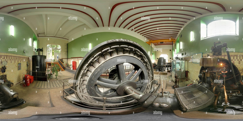 C Hydro Electric Station Imagen De Stock