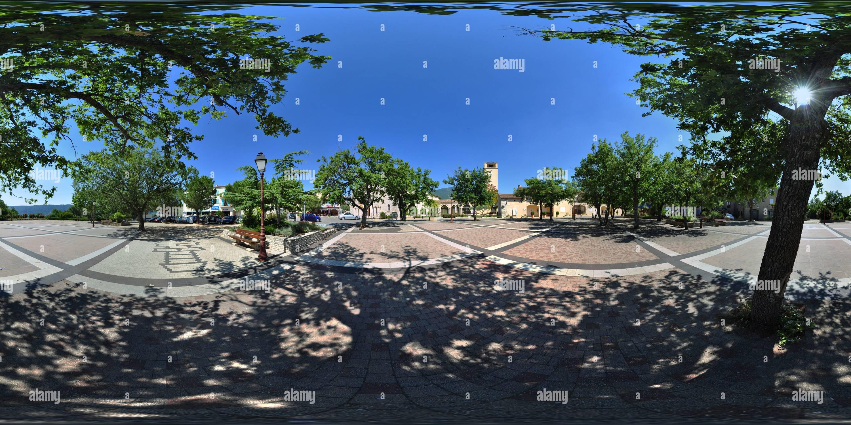 Les Salles-sur-Verdon Imagen De Stock
