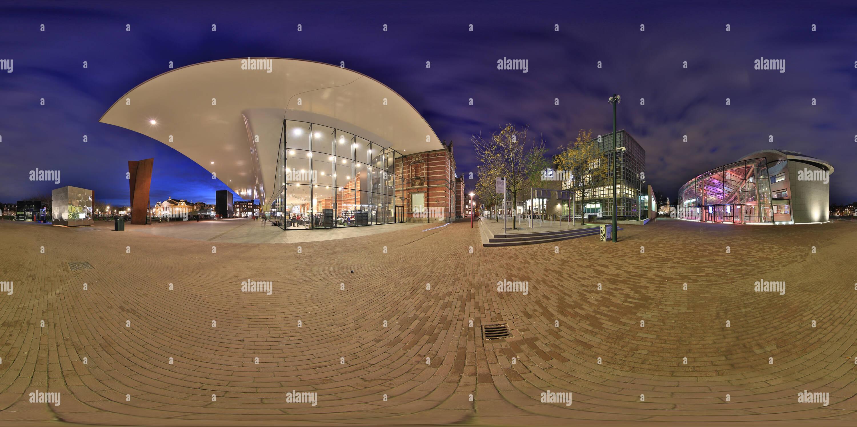 Museum Plein Amsterdam Imagen De Stock