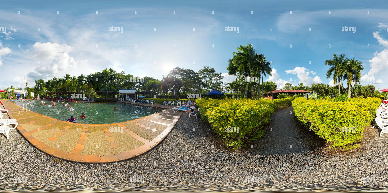 Vista panorámica en 360 grados de Ipanema, Club Campestre