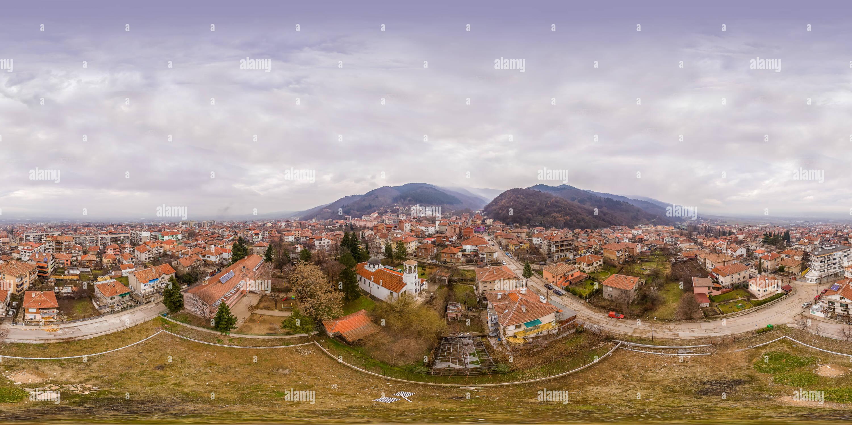 Pan Sveti Nikola 360cities Imagen De Stock