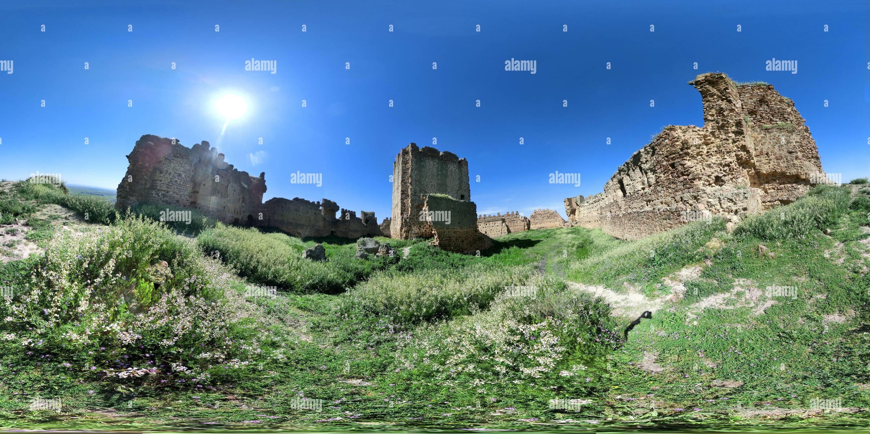 Castillo de Almonacid (Toledo) Imagen De Stock