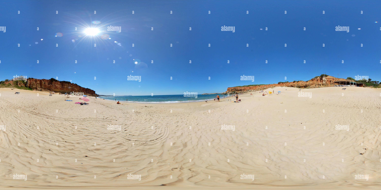 21 de Playa Imagen De Stock