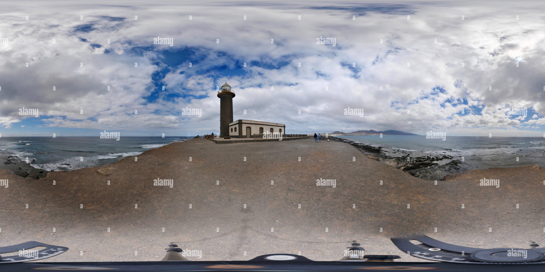 Di Faro Jandia Fuerteventura Imagen De Stock