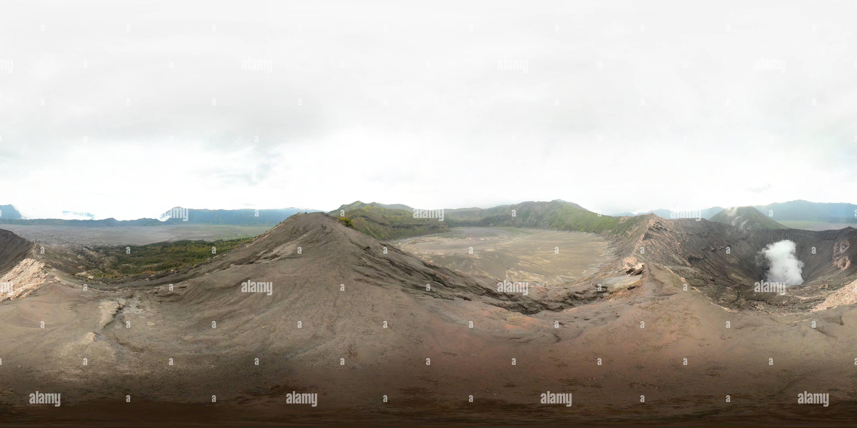 Volcán Bromo Imagen De Stock