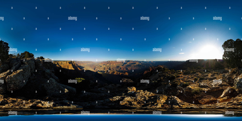 Punto de Moran en el Grand Canyon Imagen De Stock