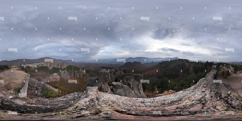 Rocas Belogradchic Imagen De Stock