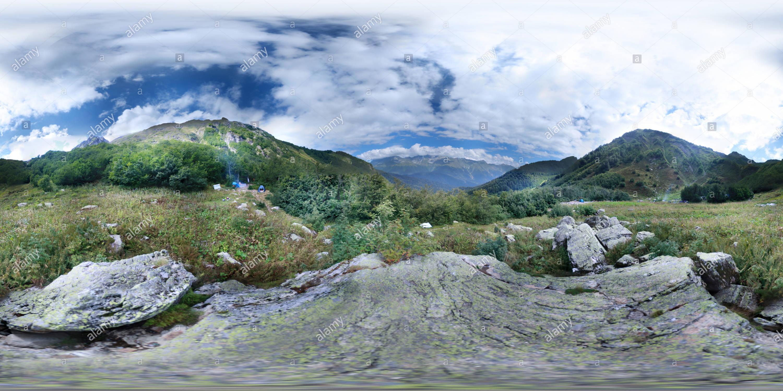 Водопад Ачишко Imagen De Stock