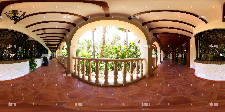 Hotel Bojondilo,España Imagen De Stock