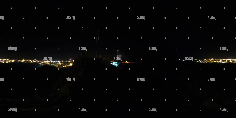 Night City (bafgh) Imagen De Stock