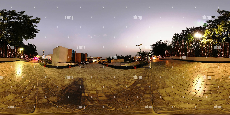 Nitesh Kunj Imagen De Stock
