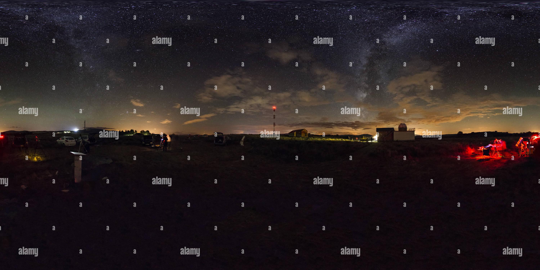Astro Biocos Star party 2014 Imagen De Stock