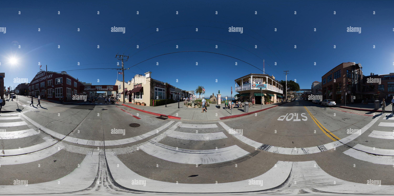Monterey, CA Imagen De Stock
