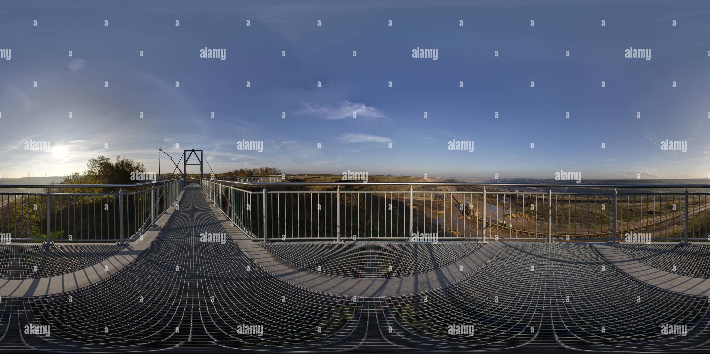 Garzweiler skywalk Imagen De Stock